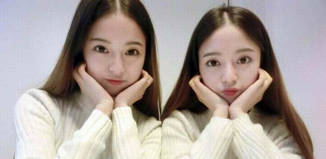四川双胞胎学霸姐妹花走红:美貌与智慧并重