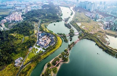 广东新增两国家级水利风景区 花都湖,鹤地银湖入选