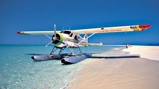 海口至湛江水上飞机本月试飞