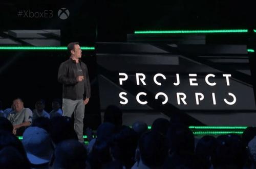 """微软确认!Xbox One可以旧换新""""天蝎座"""""""