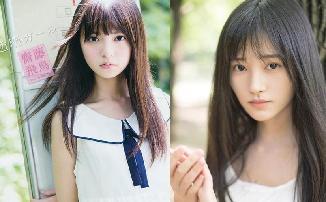 女星脸长18cm 日本女孩斋藤飞鸟资料美照曝光