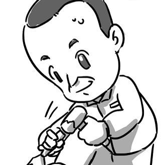动漫 简笔画 卡通 漫画 手绘 头像 线稿 329_329
